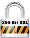 Secure 256-Bit SSL Application